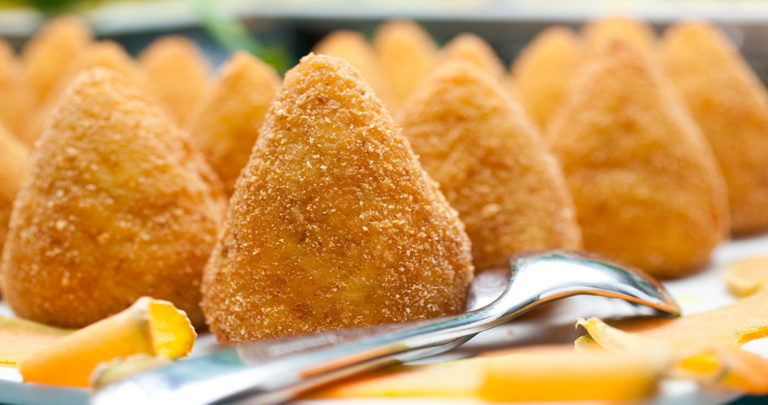Gli arancini nell'Oxford English Dictionary