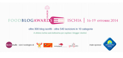 Food Blogger Awards 2014