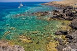 Snorkeling a Ustica